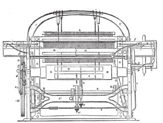 Roberts Loom - A Roberts Loom