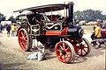 Robey steam tractor, Pendle Knight.jpg