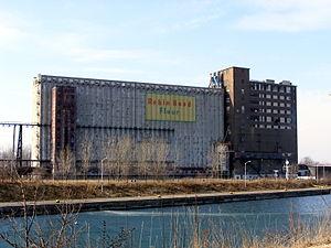 Robin Hood Flour - Former Robin Hood Flour Mill in Port Colborne, Ontario