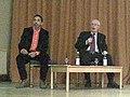 Robin Kelley + Robin Blackburn Oxford Amnesty Lectures (cropped).jpg
