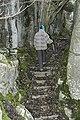 Rock Staircase, Underlaid Wood - geograph.org.uk - 1073991.jpg
