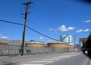 New York City Department of Environmental Protection - Rockaway plant