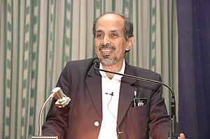 Roddam Narasimha - Professor Roddam Narasimha FRS