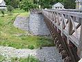 Roeblings Bridge P6270136 abutment (westside).JPG