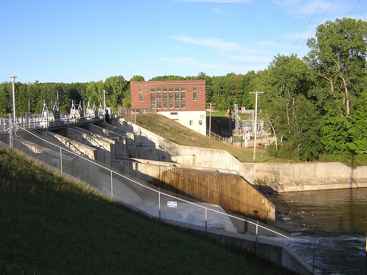 rogers dam