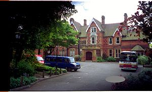 "Rokeby Preparatory School - ""Rokeby"", Kingston: the school's current site (1966–present)"