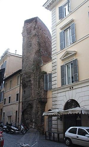 Baths of Agrippa - Image: Rom, die Agrippa Thermen