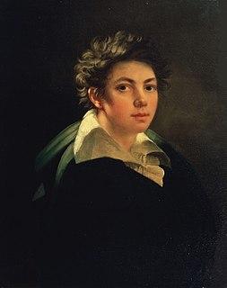 Johann Rombauer painter from Hungary