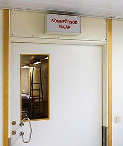 Room for sleep studies - NÄL hospital.jpg