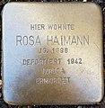 Rosa Haimann, Mayener Straße 28.jpg