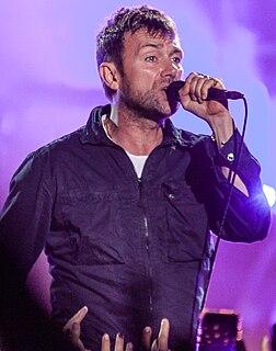 Damon Albarn English musician and singer