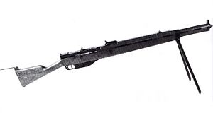 Rossignol ENT - The Rossignol ENT experimental automatic rifle