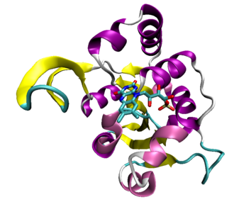 Adenosine triphosphate - Image: Rossmann fold 1g 5q
