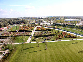 2003 World Horticultural Exposition - The exhibition park IGA 2003