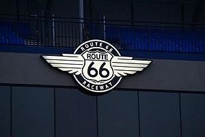 Route 66 Raceway - Image: Route 66 Raceway