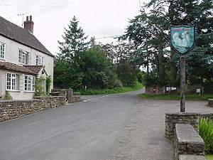 Rowberrow - The Swan at Rowberrow