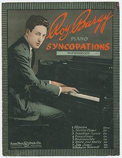 Roy Bargy American musician