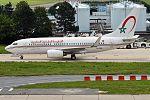 Royal Air Maroc, CN-RNM, Boeing 737-7B6 (28390152371).jpg