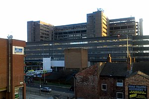 English: Royal Liverpool Hospital