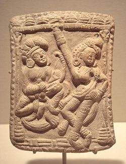 Royal family Sunga West Bengal 1st century BCE.jpg