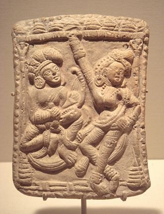 Shunga Empire - Shunga royal family, West Bengal, 1st century BCE.