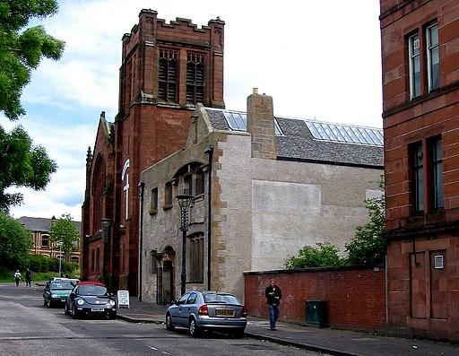 Ruchill Church Hall7