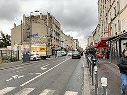 Rue de Paris (Montreuil)