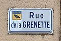 Rue de la Grenette (Saint-Rambert-en-Bugey), panneau - janvier 2020.jpg