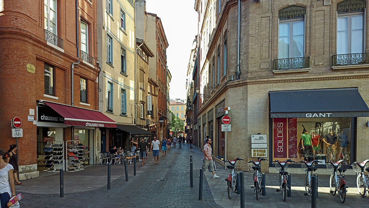 rue des tourneurs toulouse wikip dia. Black Bedroom Furniture Sets. Home Design Ideas