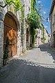 Rue du Faubourg in Cajarc 02.jpg