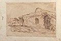 Ruins of the Roman Arena at Pozzuoli MET 1973.72.jpg