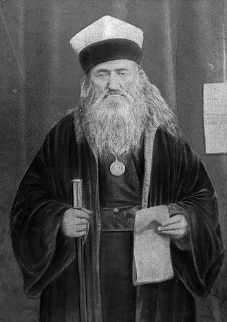 Abraham Firkovich - Picture of Abraham Firkovich