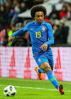 d7df12bbe Willian Borges da Silva – Wikipédia