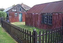 Rusty sheds - geograph.org.uk - 1520645.jpg
