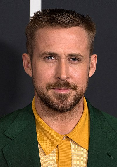 Picture of a band or musician: Ryan Gosling