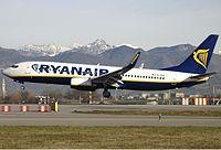 EI-DHP - B738 - Ryanair
