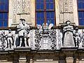 Rzeźba na zamku Piastów Śląskich IMG 2703 krz.JPG