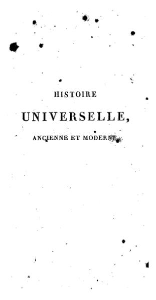 File:Ségur - Histoire universelle ancienne et moderne, Lacrosse, tome 11.djvu
