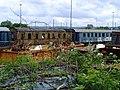 Süddeutsches Eisenbahnmuseum Heilbronn - Schnellzugloktreffen 089 - Flickr - KlausNahr.jpg