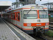 S-Bahn Muenchen Type 420