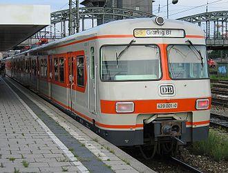 Munich S-Bahn - ET 420