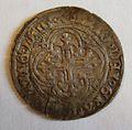 SAXONY, MEISSEN, FREDERICK II, 1323-49 -USA HALF DOLLAR SIZED SILVER COIN b - Flickr - woody1778a.jpg