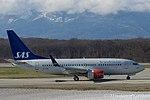 SE-RJR Boeing B737-7GN-W B737 - SAS (24496972572).jpg