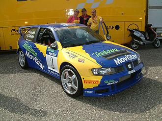 SEAT Sport (Cupra) - SEAT Cordoba WRC