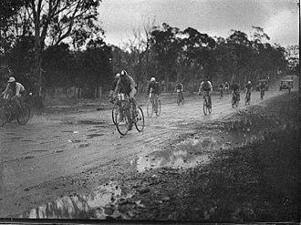 Goulburn to Sydney Classic -  Dunlop Road race Goulburn to Sydney