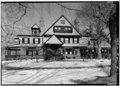 SOUTH ELEVATION - Sagamore Hill, Oyster Bay, Nassau County, NY HABS NY,30-OYSTB,2-2.tif