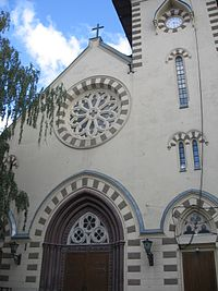 SS Peter & Paul Lutheran Cathedral in Moscow6.JPG