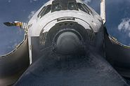 STS-129 Atlantis Rendezvous Pitch Maneuver