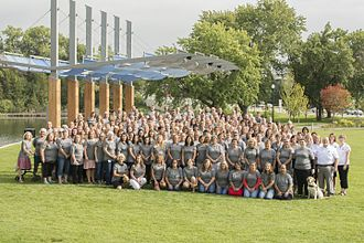 SouthWest Metro Intermediate District - SouthWest Metro staff at the start of the 2016-2017 school year.