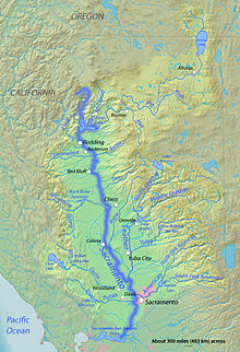 Sacramento Valley  Wikipedia